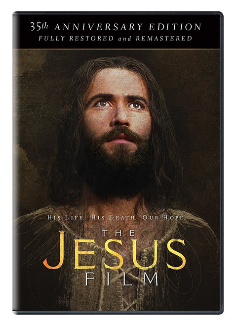 JESUS Film 35th Anniversary Edition DVD
