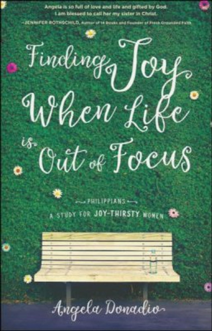Finding Joy: A Study for Joy Thirsty Women