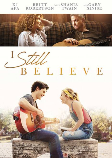 I Still Believe Feature Film DVD