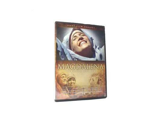 Magdalena: Through Her Eyes in 24 Languages DVD