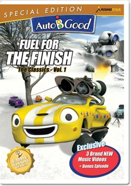 Auto B Good - Fuel for the Finish DVD