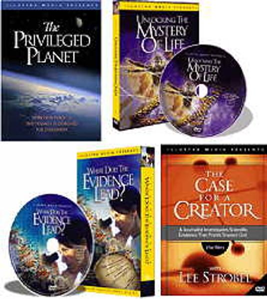 Illustra Media 4-DVD Set