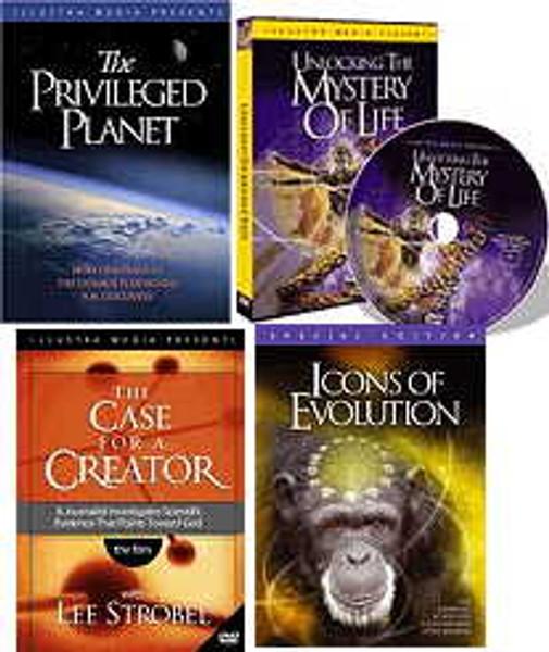 Intelligent Design 4-DVD Set
