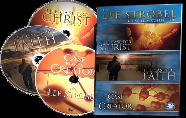Lee Strobel Collection - 3 DVD Set
