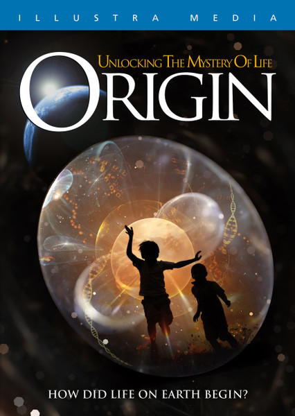 ORIGIN: Design, Chance, and the First Life on Earth DVD