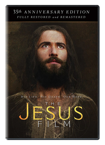 JESUS Film 35th Anniversary Edition DVD