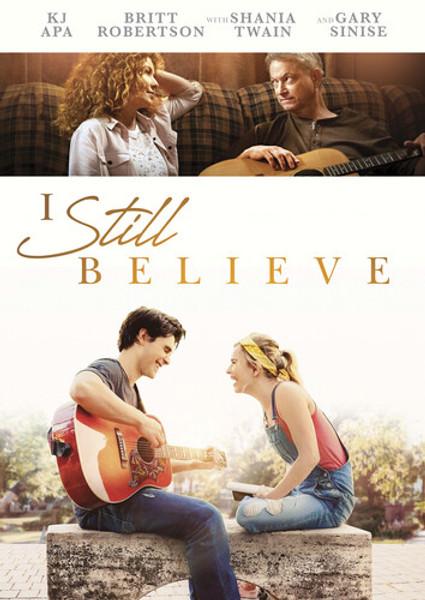 I Still Believe Feature Film DVD