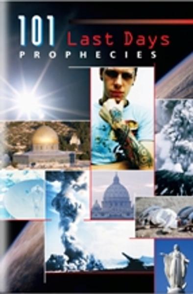 101 Last Days Prophecies- Paperback