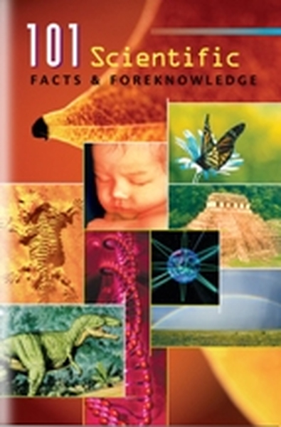 101 Scientific Facts Paperback - 10 Pack