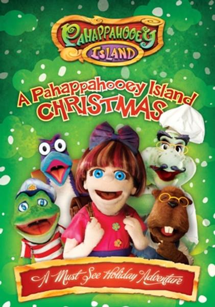 A Pahappahooey Island Christmas DVD