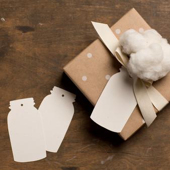 Mason Jar Gift Tags