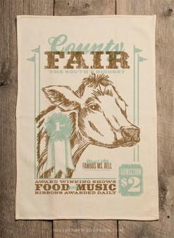 County Fair Kitchen Towel