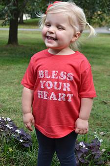Bless Your Heart - Toddler Shirt