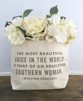 The Most Beautiful Voice - Zipper Pouch