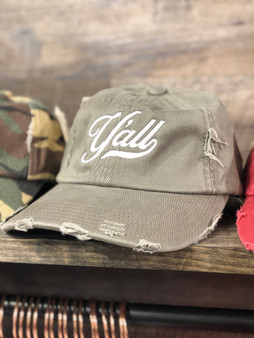 Y'all Script - Hat