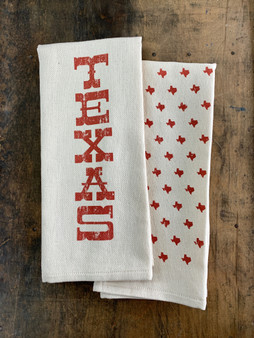 Texas - Kitchen Towel