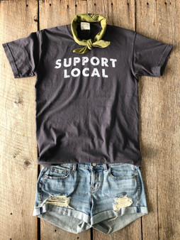 Support Local - T-Shirt