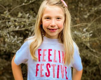 Feelin' Festive - Toddler Shirt