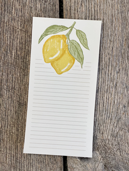 Lemon - Notepad