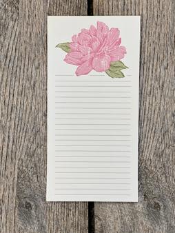Peony - Notepad