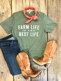 Farm Life is the Best Life - Shirt