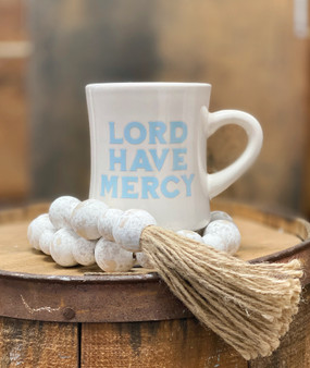 Lord Have Mercy - Diner Mug