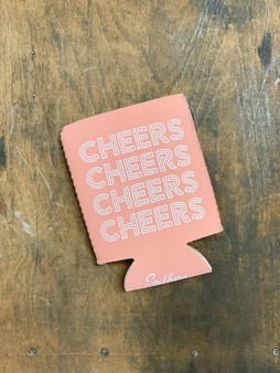 Cheers, Cheers, Cheers - Coozie