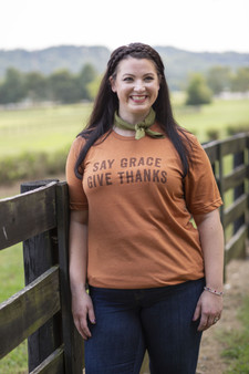 Say Grace Give Thanks - Shirt