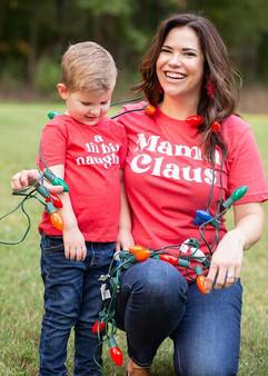 Mama Claus - Shirt