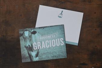 Goodness Gracious Card