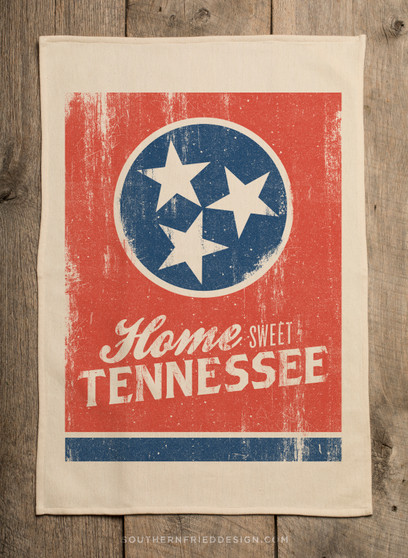 Home Sweet Tennessee Kitchen Towel