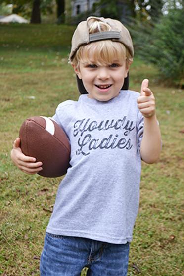 Howdy Ladies - Toddler Shirt