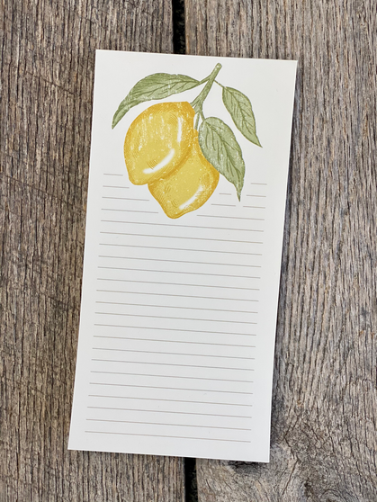 Lemon - Notepad