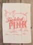 Tickled Pink Kitchen Towel