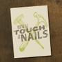 You're As Tough As Nails Card