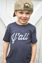 Y'ALL - Toddler Shirt