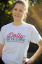 Dolly for President - ADULT - Heather White