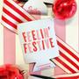 Feelin' Festive - Coozie