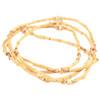 Zulugrass Bracelets - Yellow