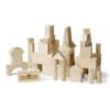 Maple Hardwood Building Blocks - Made in USA