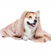 Hand Knit Alpaca Dog Blanket