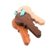 Wooden Toy Keys
