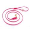 Rope Dog Leash - Pink
