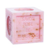 Handmade Soap with Crushed Flowers - Rose