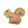 Eco-Friendly Dog Toy - Jute Squirrel