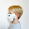 Adjustable Face Mask with Filter Pocket - Kids, Small