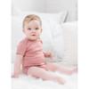 Organic Baby Onesie - Rose 0-3 months