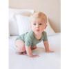 Organic Baby Onesie - Thyme, 3-6 months