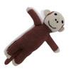 Organic Baby Toys - Monkey Rattle