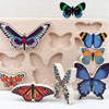 Chunky Toddler Puzzle - Butterflies
